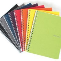 large-Fabriano coiled notebooks