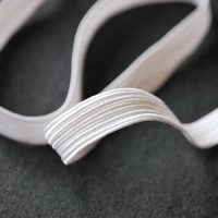 Flat-Elastic-in-White-in-6mm-8-cord-by-William-Gee